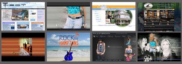 Infinitee Web Dseign Websites