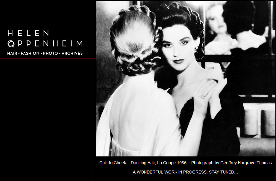 Helen Oppenheim | Hair Fashion Photo Archives