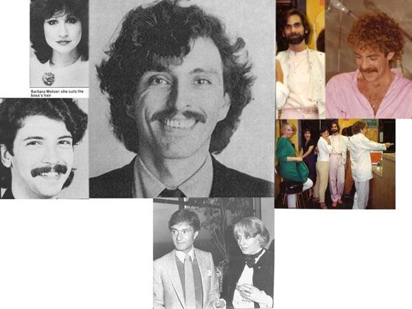 Sassoon Staff 1980
