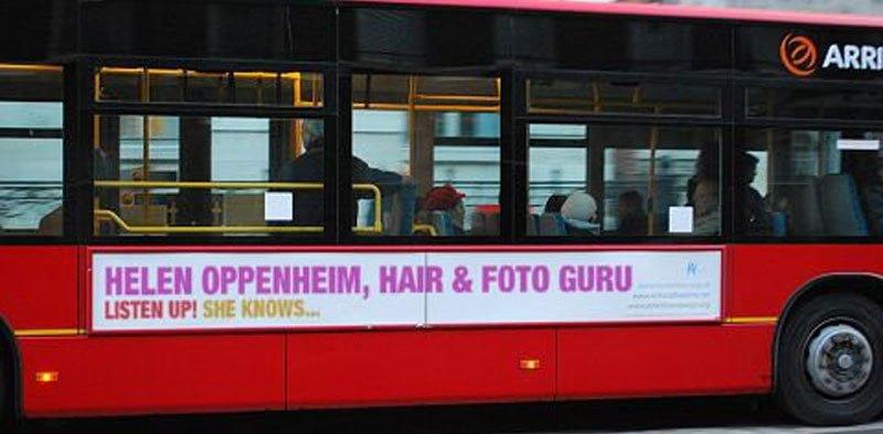 Helen Oppenheim - Hair & Photo Guru