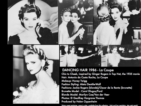 Some inspiration - Selected Photo - Dancing Hair
