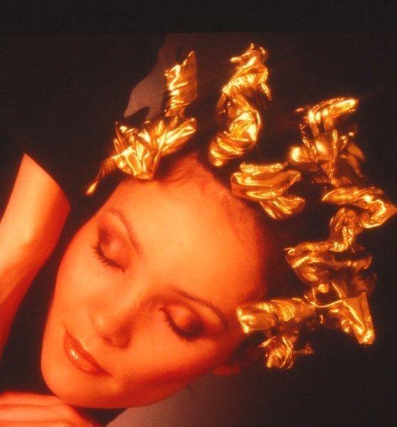 Gold Lamé Rags