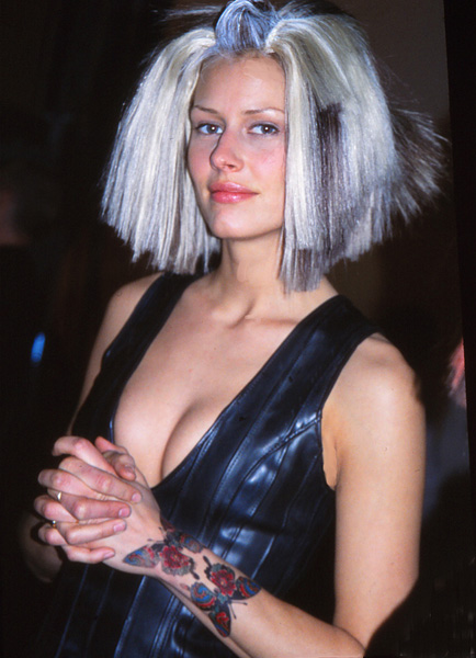 2003 - Grey Hair by John Sahag