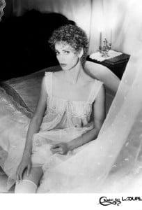 Boudoir Hair, A Curly Gamine - 1987