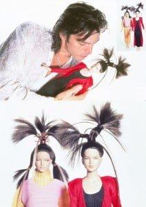 John Sahag and his Beautiful Dolls - 1996