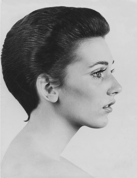 Short Brush Cut With Tail - 1969