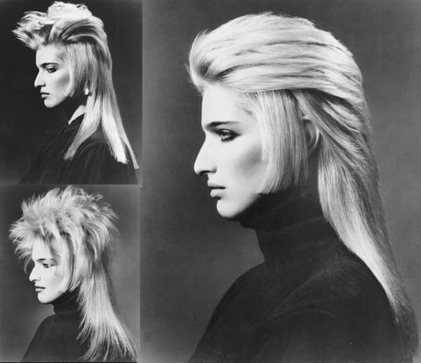 John Sahag Sideburns - 1985