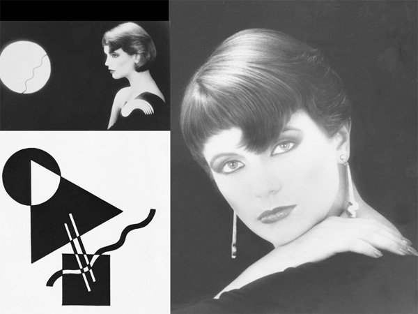 Vidal Sassoon, Soft Cubism, 1979