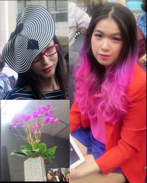 Scene NY Fashion Week - For Spring 2014