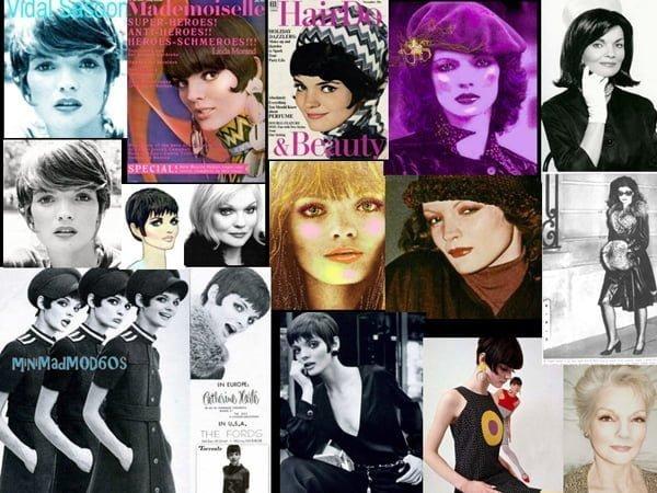 Linda Morand, Supermodel - 60's/'70s