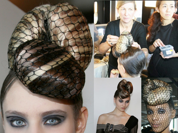 Odile Gilbert Coming to Intercoiffure - Oct 20th, 2013