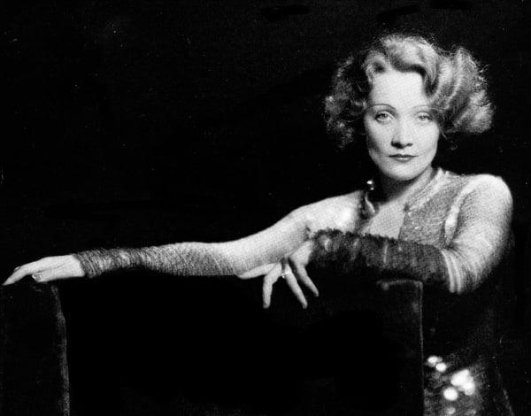 Marlene Dietrich - l1931