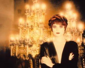 Dancing Hair by Kim Lepine - 1987