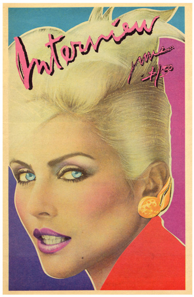 Debbie Harry Hair by Harry King - 1979