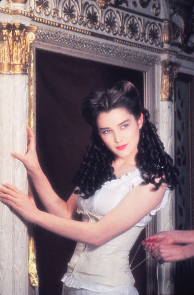 """Corset scene """"Gone With The Wind"""" - 1987!"""