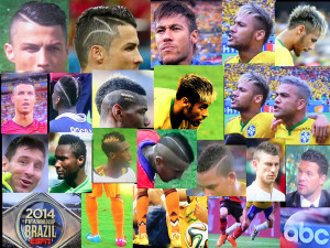 World Cup Soccer Hair Scores - 2014