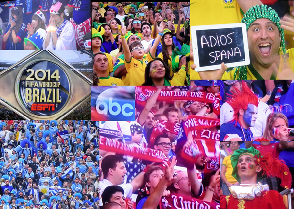 Emotional Crowds @ World Cup – 2014