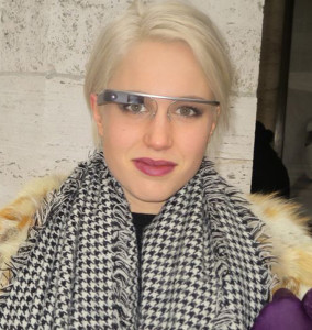 Google Glasses For Cool Ones - 2014