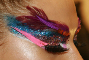 Barbie Venetian Masque Eye - 2009