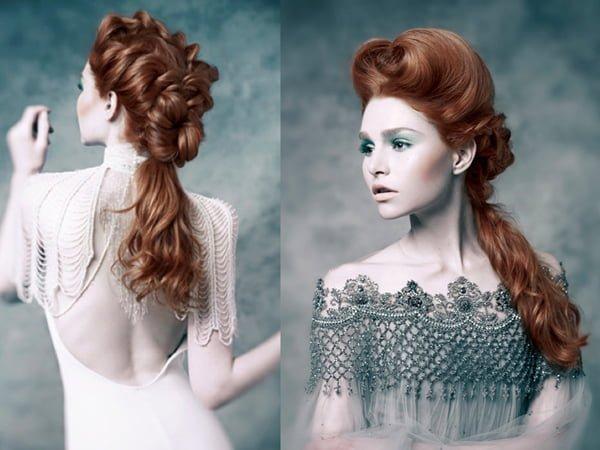 Romantica, Redhead Braids - 2012