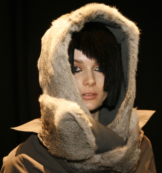 Keeping Warm With Nicholas K @ NYFW – 2014