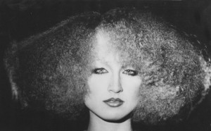 Hair History, Wider Than Wide Crimped Style- 1975