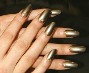 ustav Klimt Inspired Nails – 2014