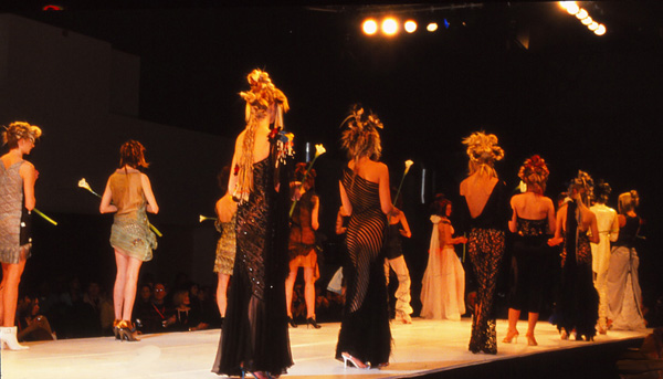 Sahag's Futuristic Butterflies – 2003