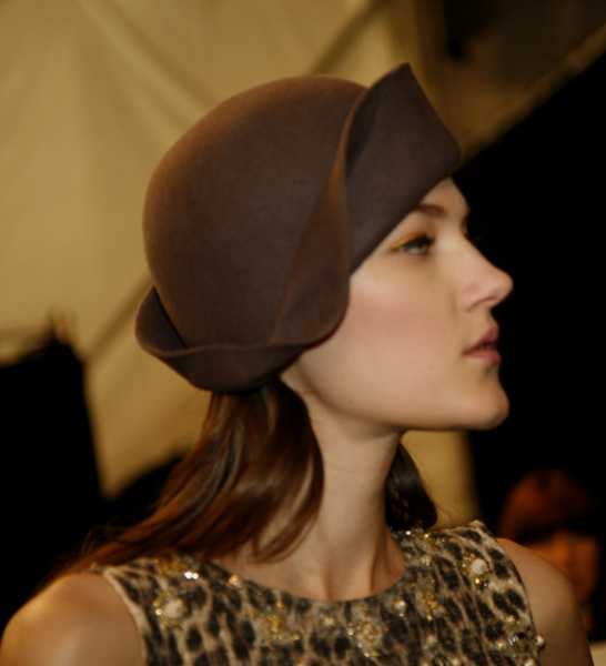 Hat To Love @ Badgley Mischka - 2014