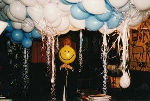 Memories, Balloons from John Sahag - 1996