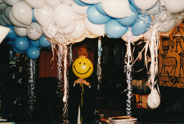 Memories, Balloons from John Sahag - 1996