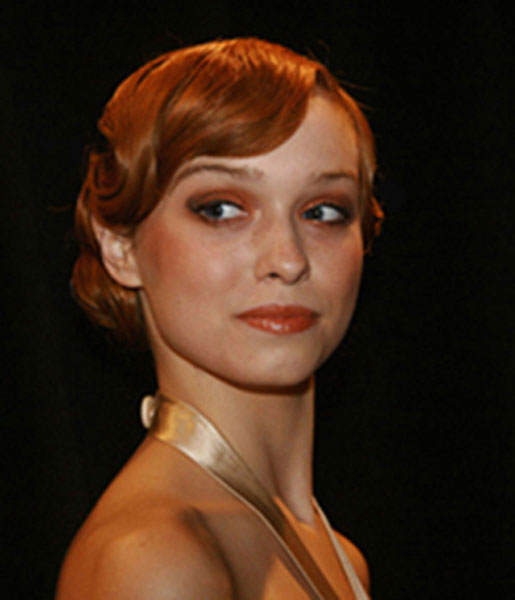 Waves, A Faux Bob, Early '30s Chic - 2008