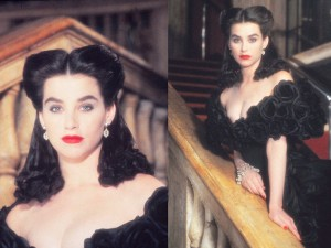 Gone With The Wind's Scarlett Hair Inspiration - 1987