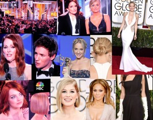 Golden Globes Hair Nothing New Or Exciting – 2015