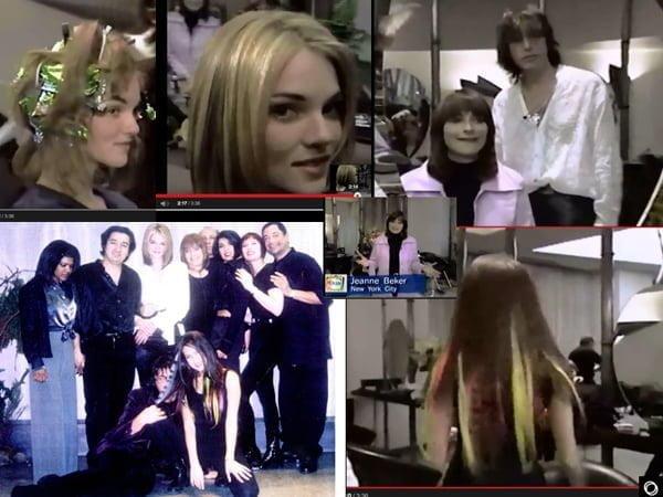 Sahag And Innovative Hair Color Video – 1997