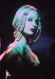 Decorative Braids Worn Like A Necklace - 1992