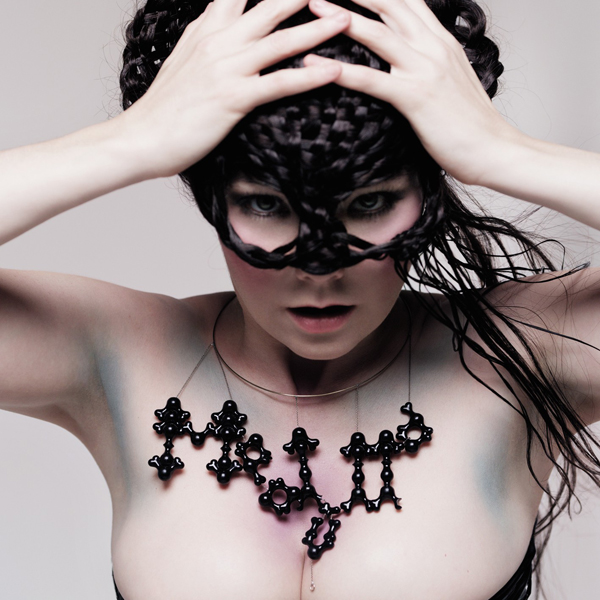 Björk Braids at MoMA – to June 7, 2015