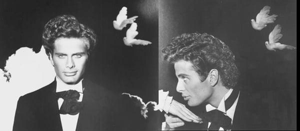 Romantic Hero with HairHair for Men - 1980