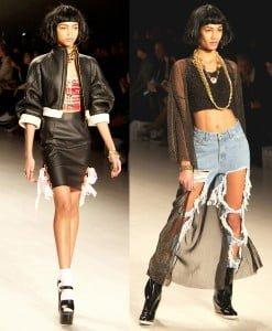 Tokyo Street Style @ NY Fashion Week - 2015