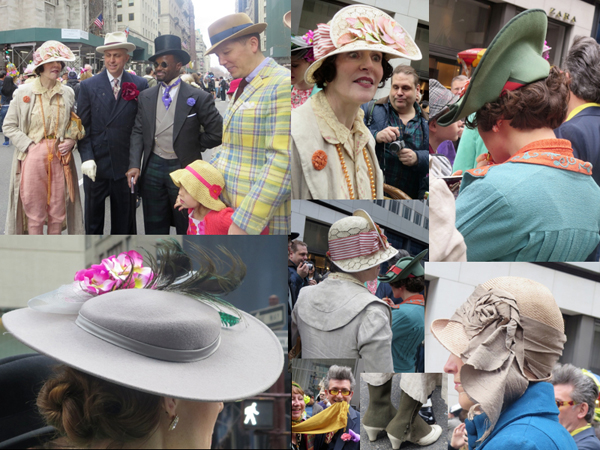 Chic Vintage, The Easter Parade, NYC – 2015