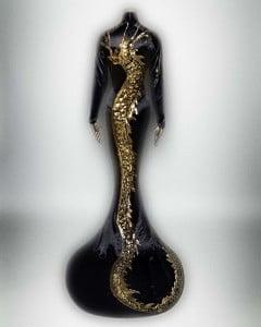 China. Dragon. 1934 Evening Dress. Met Museum – 2015