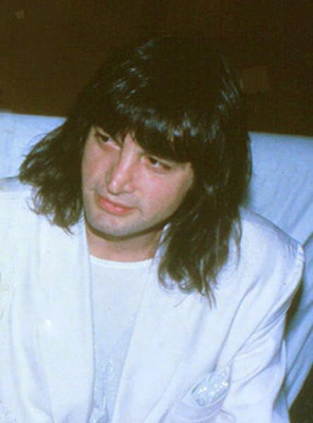 John Sahag Looking Romantic - 1986