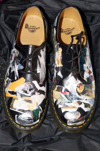 Amazing Men's Shoes @ NY Fashion Week Fall - 2015