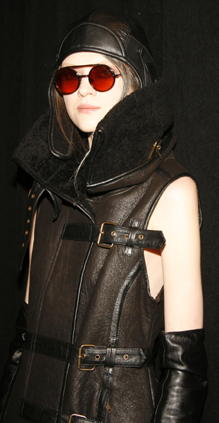 Fashions Accessories @ Nicholas K Fall - 2015