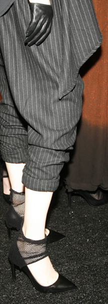 Pinstripes, Pants, Shoes, Net Fall Fashion - 2015