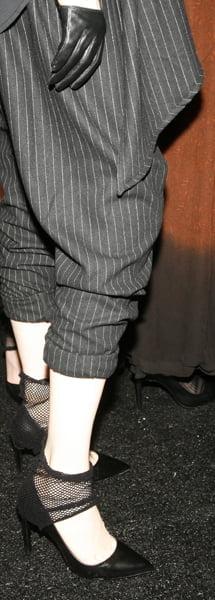 Pinstripes, Pants, Shoes, Net Fall Fashion - 2015