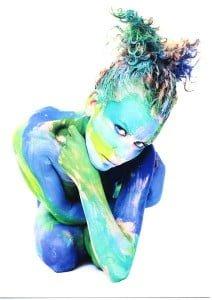 Linda Mason, Makeup Artist Extraordinaire – '90s
