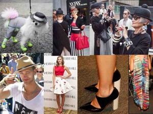 Seen on Scene 6 at #NYFW – Spring 2016