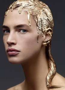 Woman in Gold, Peter Gray Hair Magic – 2015