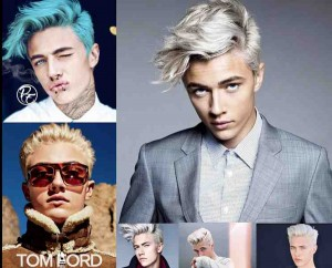 Lucky Blue Smith Top Male Model - 2015